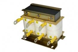 三相側出型電抗器