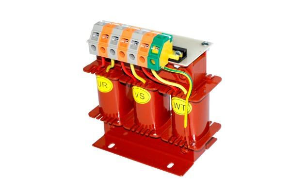 三相小馬力電抗器(7.5HP以下)