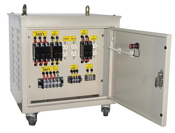 三相輪式多功能變壓器