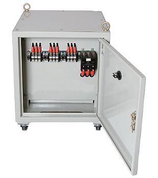 三相箱輪式變壓器